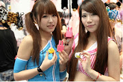 CCG Expo Shanghai 2012Booth Girls Image Gallery
