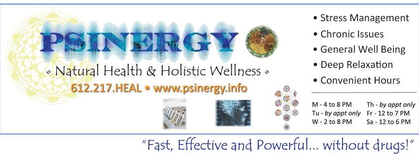 Psinergy Natural Health and Holistic Wellness