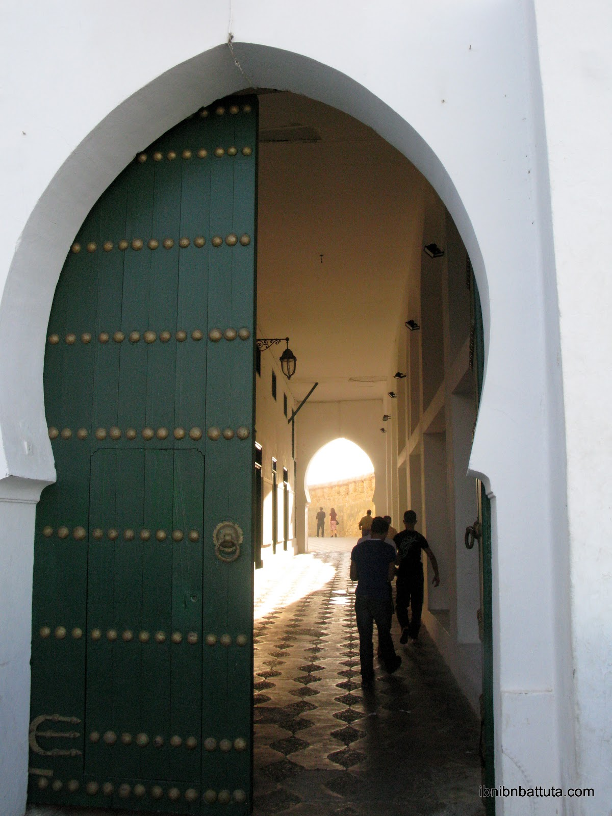 Doorway, Asilah