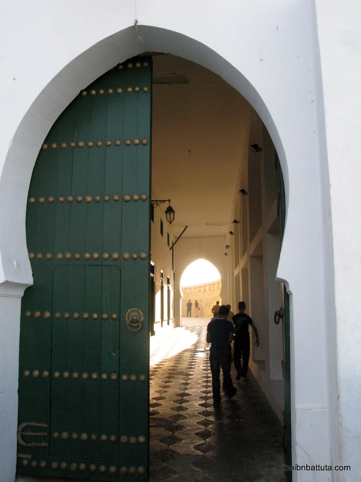 Doorway, Asilah