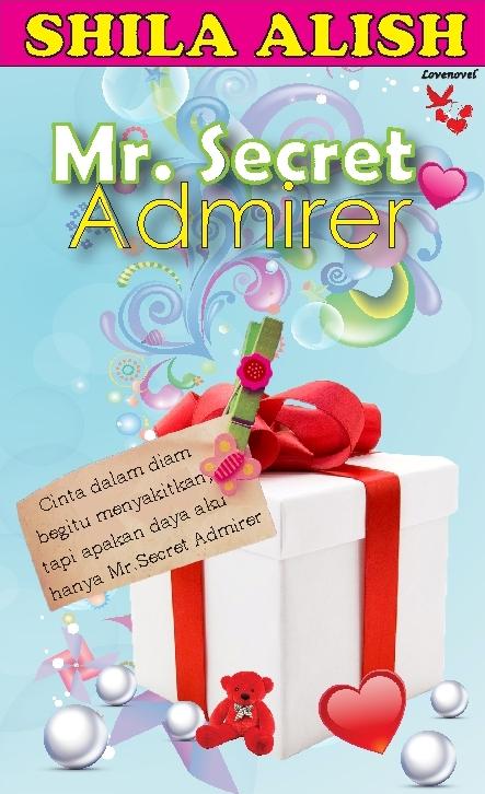 Novel mr secret admirer bab 34