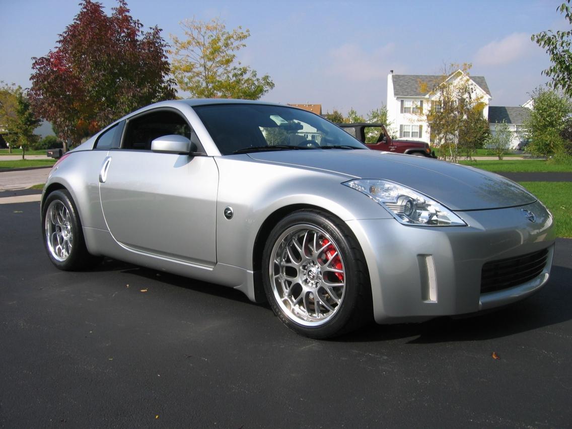Car Blog Nissan 350z