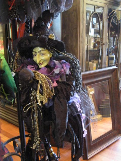 Veranda Couture Halloween Almost Here Come And