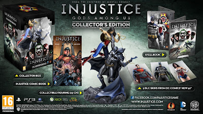 Injustice: Gods Among Us - Collector's Edition - We Know Gamers