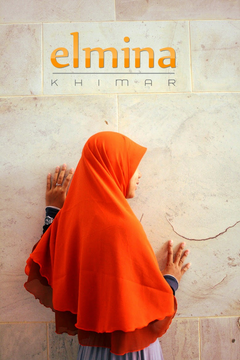elmina khimar - jamila on model