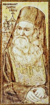 Sfinte Parinte Iustin roaga-te lui Hristos pentru noi si nu lasa neamul nostru !