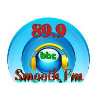 Smooth FM 89.9MHz Cebu logo
