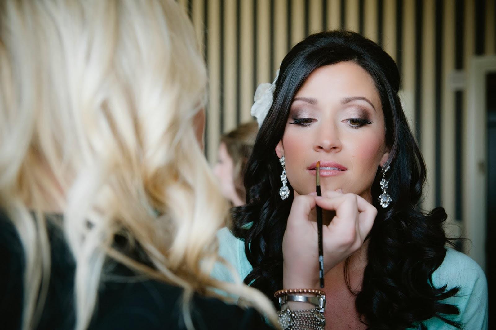 Bridal Makeup Citizen Hotel Wedding