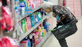 Kebiasaan Aneh Lansia Jepang Mencuri di Toko