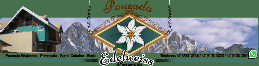 Pousada Edelweiss - Pomerode/SC