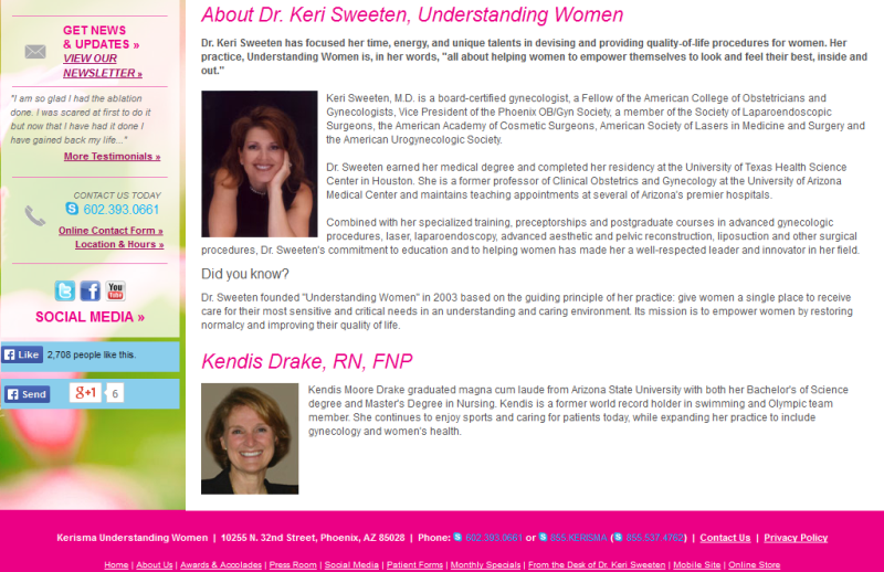 trusted GYN clinic in Phoenix