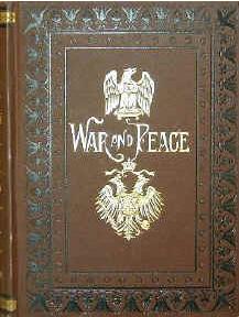 الحرب والسلام/ تولستوي
