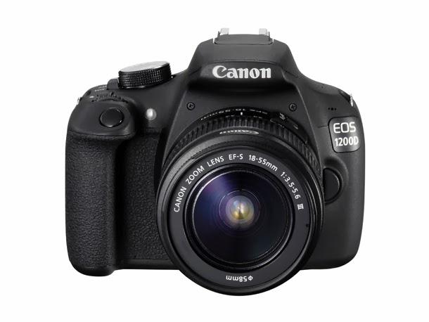 Spesifikasi dan Harga Canon EOS 1200D