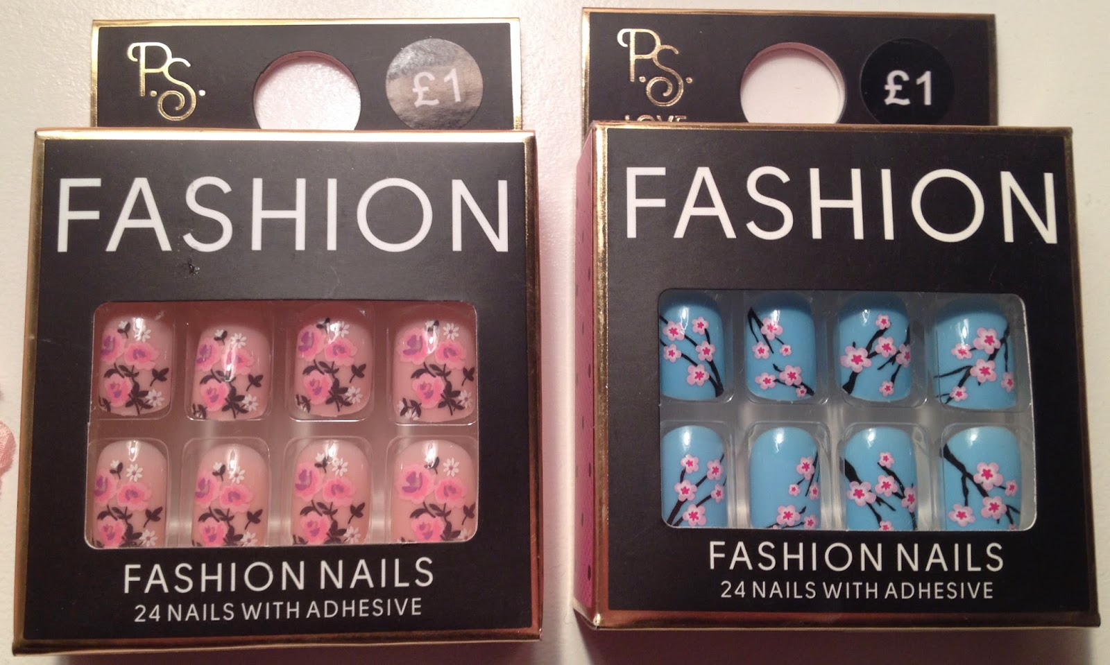 Blossoming Daydreams: Primark False Nails Review