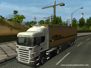 Euro Truck Simulator Full Version - Game PC Free Download