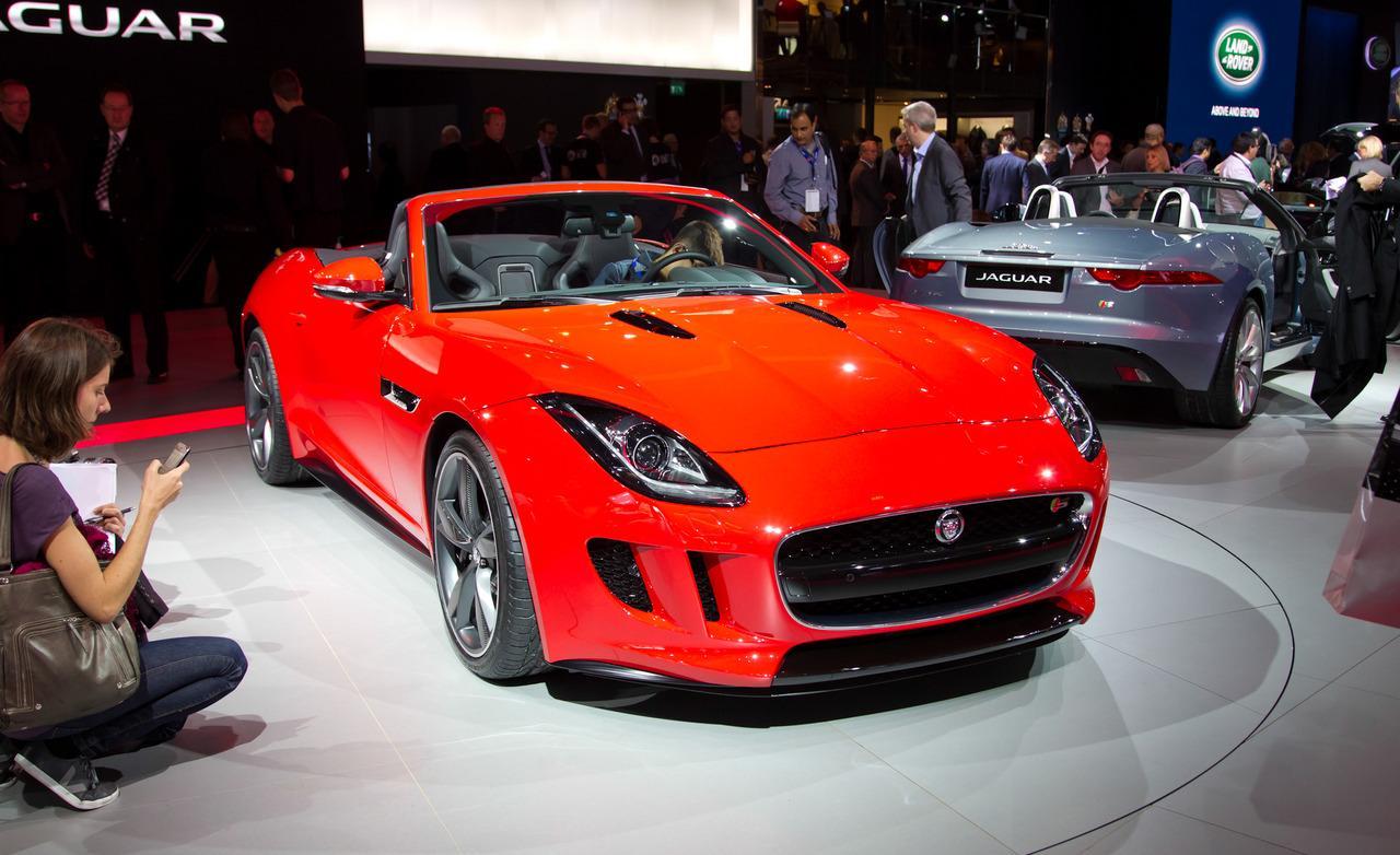 Jaguar Car 2014: Cool Car Wallpapers: 2014 Jaguar F-TYPE