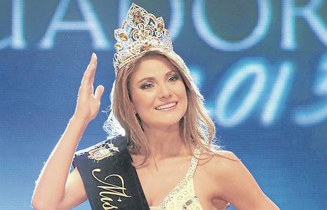 Miss Universe Ecuador 2013