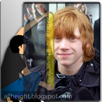 What is Rupert Grint's height?