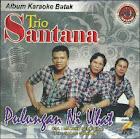 CD MUSIK ALBUM KARAOKE BATAK (Trio Santana)