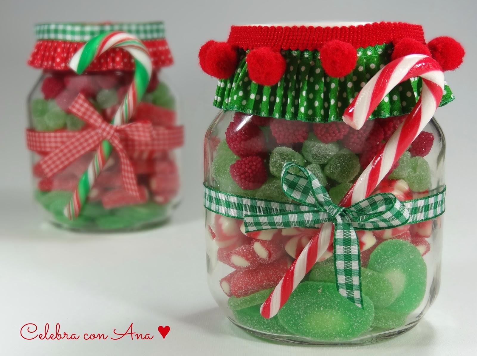 Celebra con ana compartiendo experiencias creativas for Manualidades souvenirs navidenos