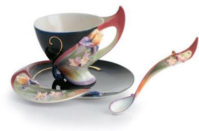 فناجين قهوة باشكال رائعة جدا-منتهى