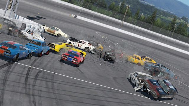 Next Car Game Wreckfest Download Photo