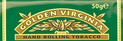 GOLDEN VIRGINIA ( ゴールデン バージニア ) のパッケージ画像
