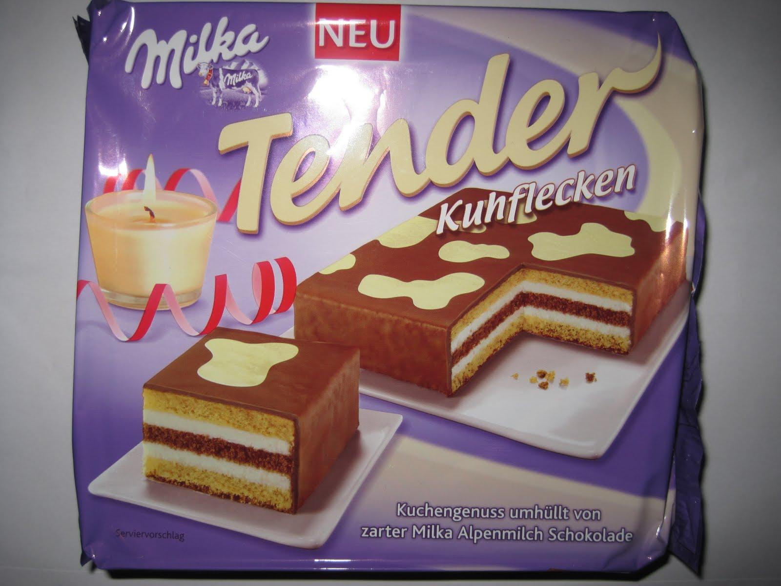 da schokodecke ein bisschen hart und irgendwie zh ist schmeckt sie auch nach nix der kuchen selbst ist unheimlich with milka schokoladen kuchen