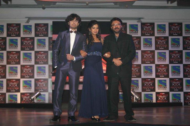 Shreya Ghoshal Hot  Sony TV Music Show X Factor Launch Party Stills sexy stills