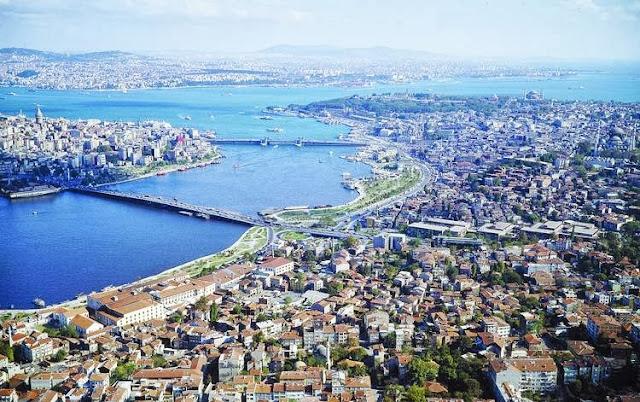 Turqu a estambul una ciudad dos continentes for Oficina de turismo estambul