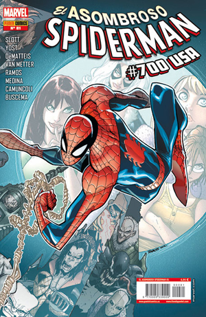 El asombroso Spiderman - 81