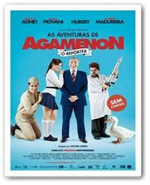 As Aventuras de Agamenon o Repórter AVI & RMVB DVDRip