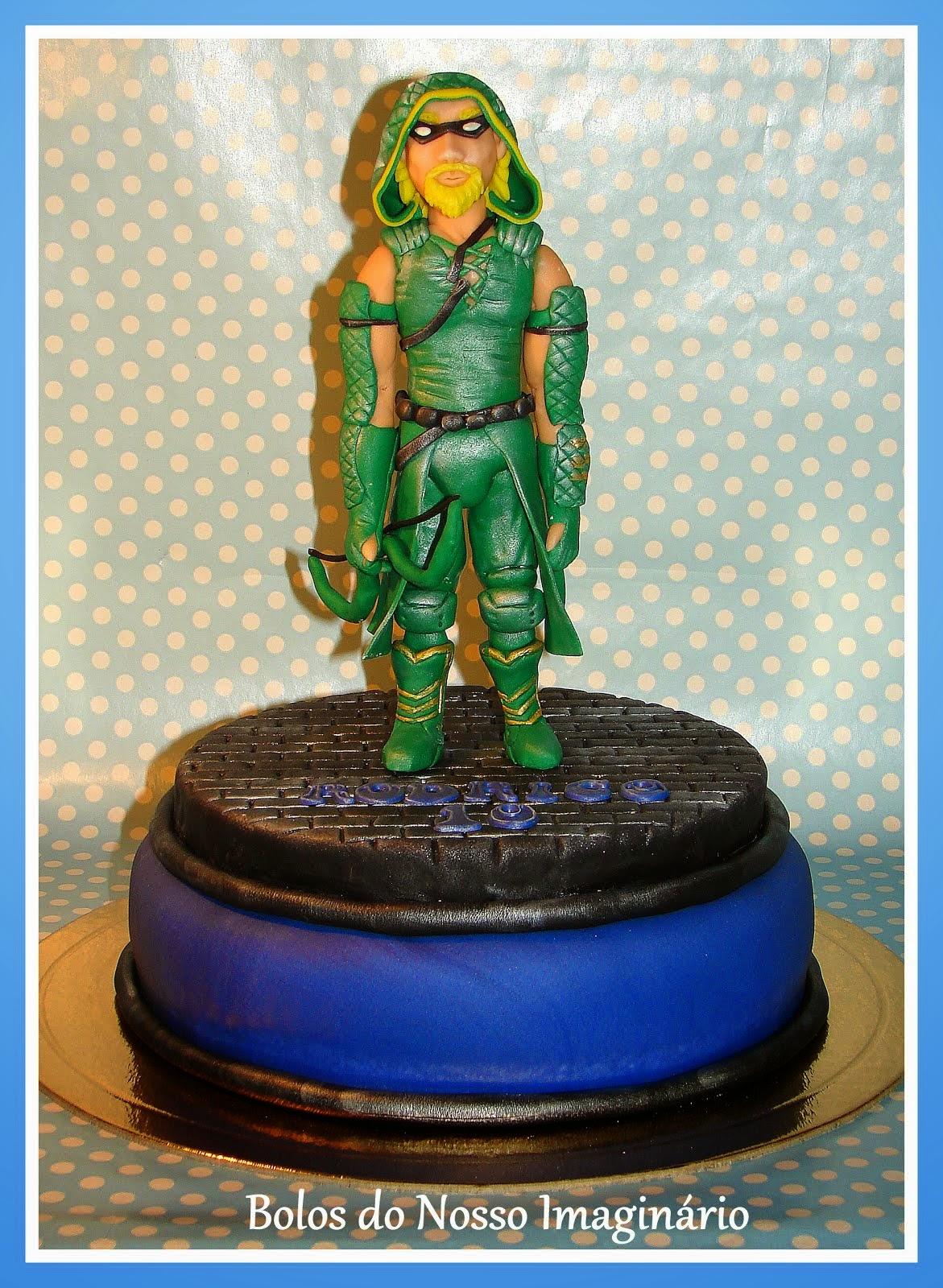 Bolo Green Arrow