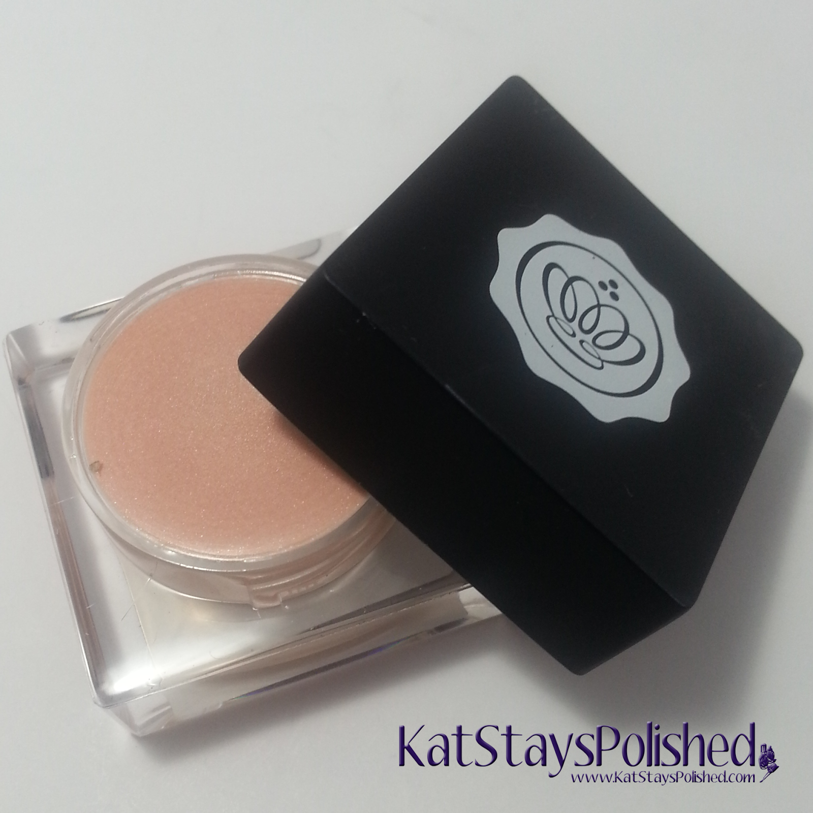 Glossybox - August 2014 - Kryolan for Glossybox Highlighter in Cashmere | Kat Stays Polished