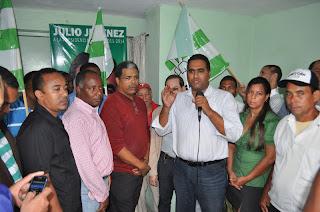 Jiménez dice JCE tendrá que esperar fallo TSE para imprimir boleta