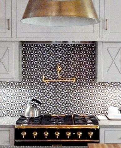 design inspiration honeycomb backsplash passion pointe