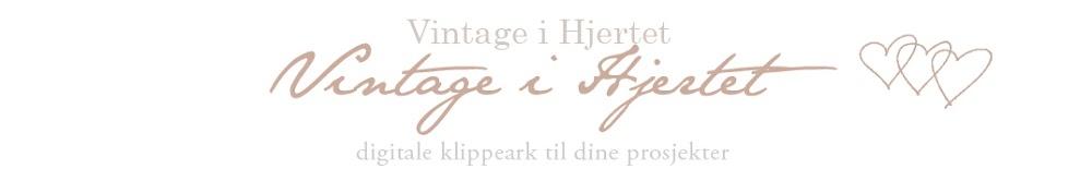 Vintage i Hjertet ♥