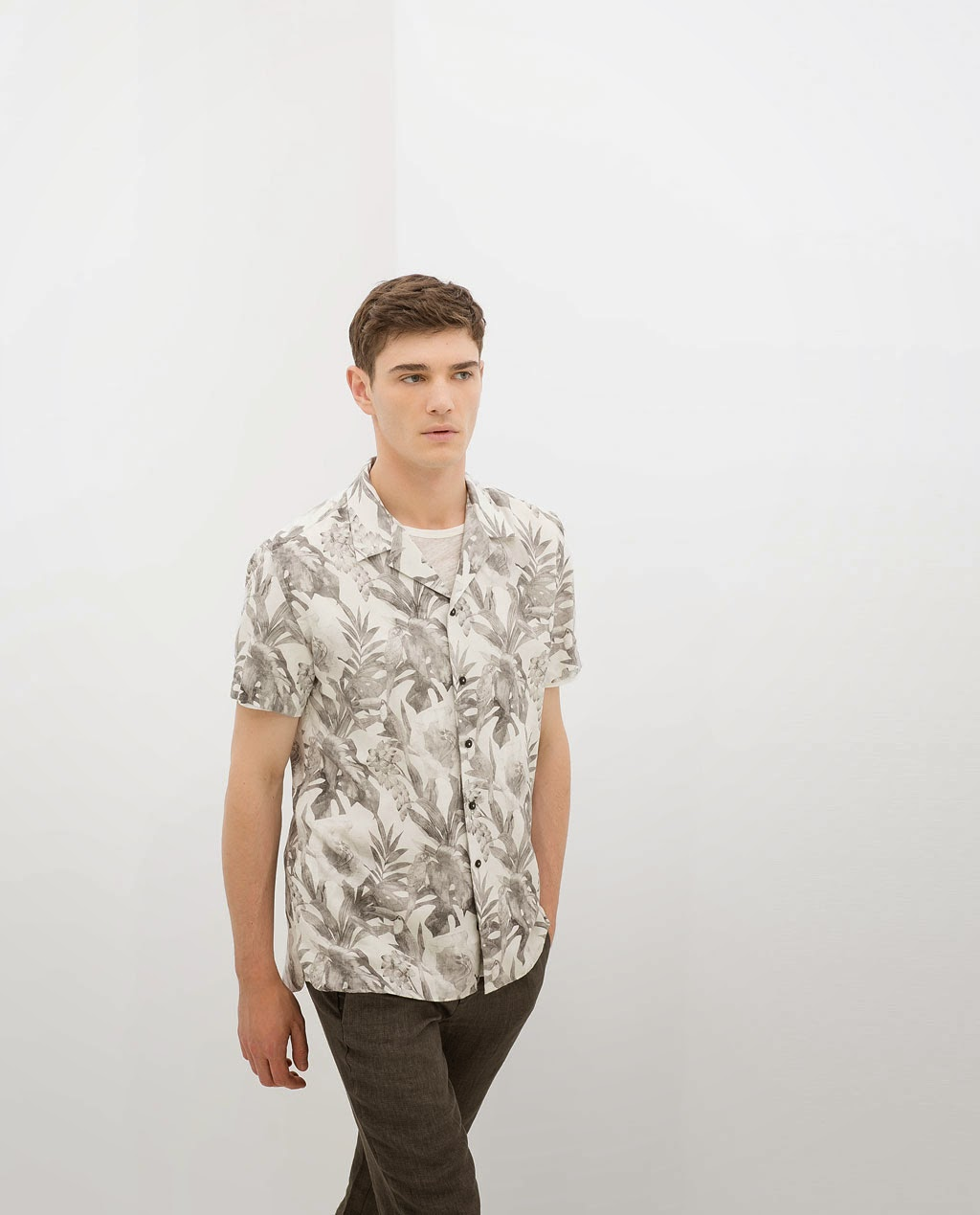 Oliver Cheshire Zara shirt