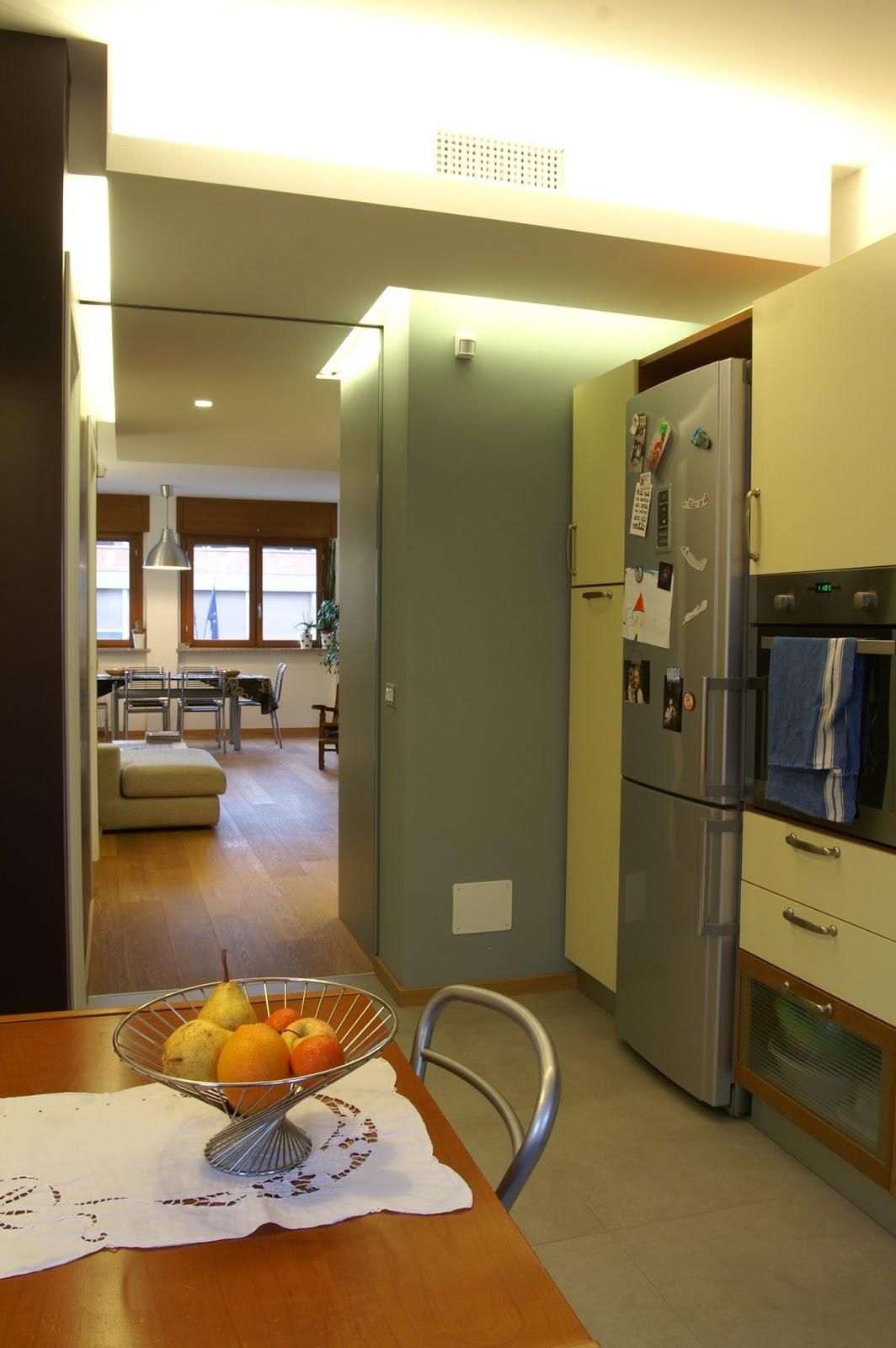 Illuminazione led casa illuminazione a torino - Led in cucina ...