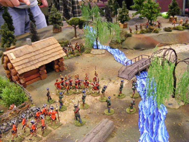 Battle Game of the Month: From the archives: Pontiac's Rebellion ...