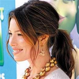 Jessica Biel Hairstyles