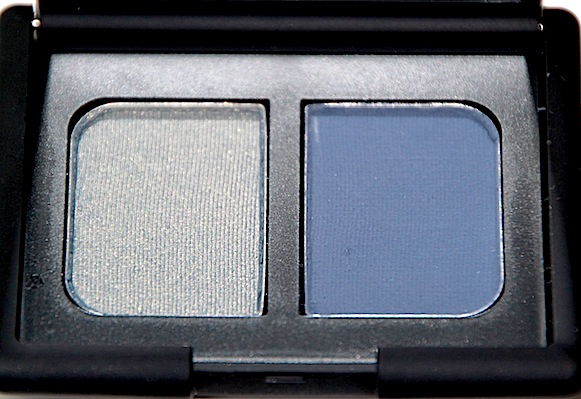 NARS mandchourie 3066 fard  paupières duo noel 2011 swatch test maquillage