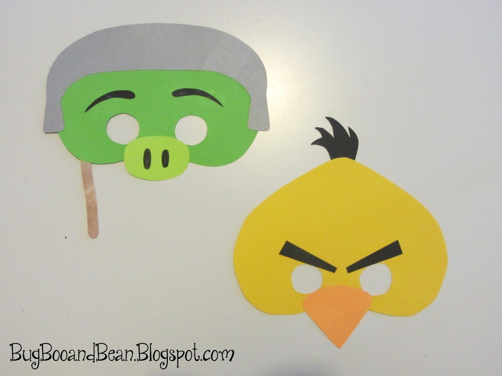 Как сделать angry birds из бумаги своими руками? 16