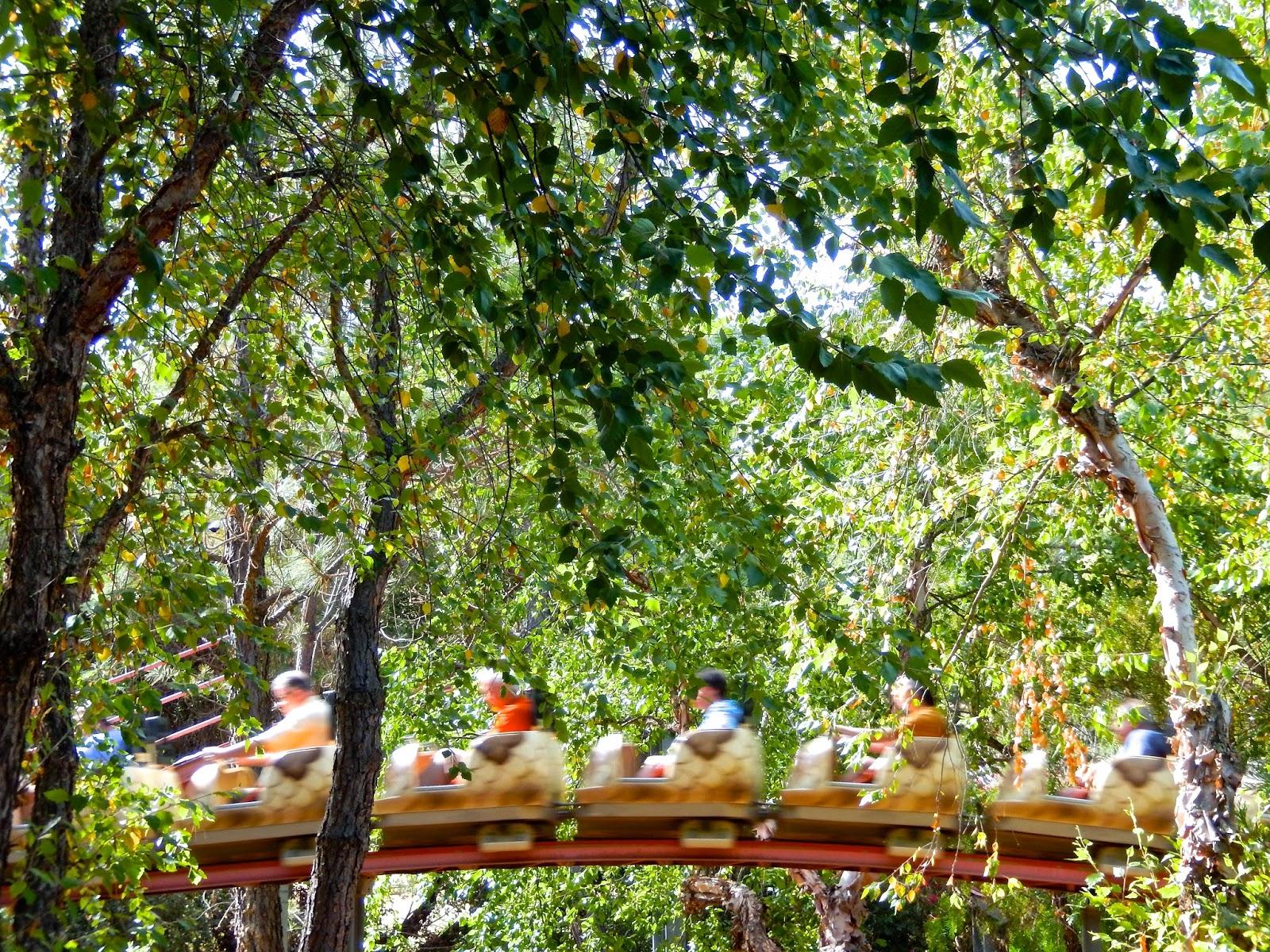 Thrillography Gilroy Gardens My Bodacious Ace Coaster