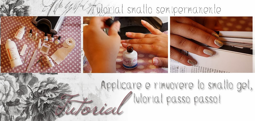 Tutorial Smalto Semipermanente