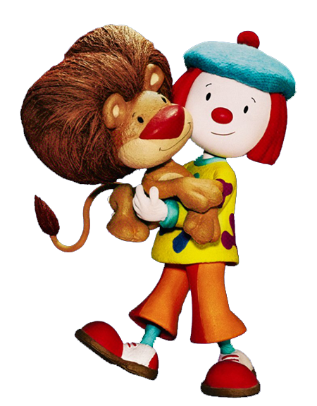 Cartoon Characters: JoJo's Circus