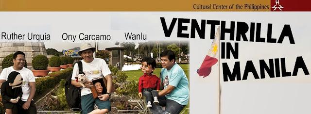Venthrilla in Manila