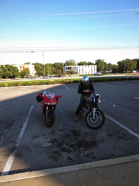 Ducat and Yamaha Birmingham Alabama