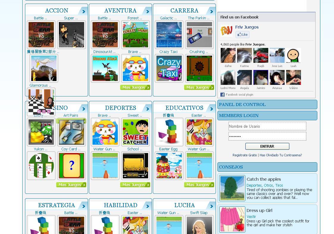 Juegos de Minecraft | Juegos Friv