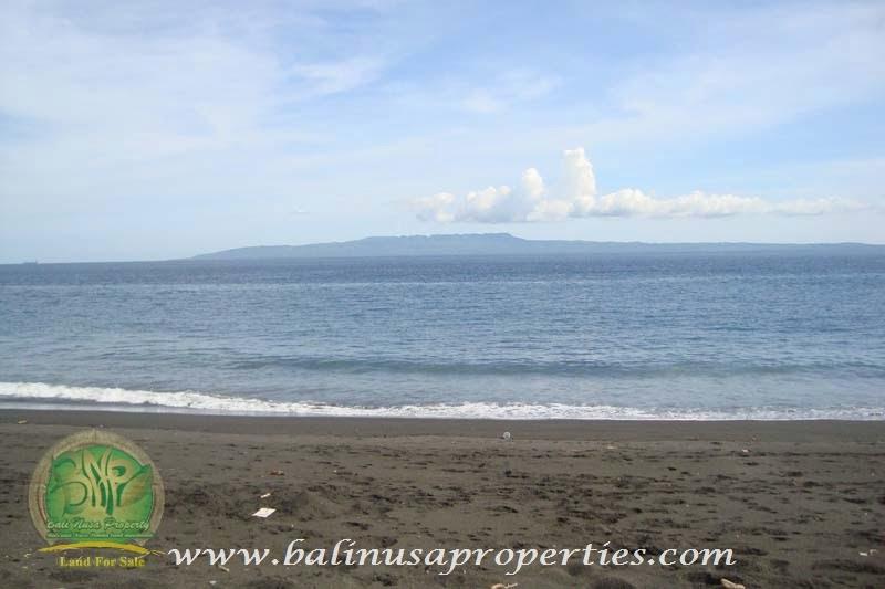 View Pulau Nusa Penida Lokasi Tanah Yang Dujual di Klungkung Bali lokasi